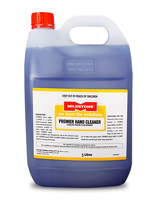 Premier Blue Milestone Chemicals